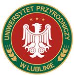 Logo Uniwersytetu Przyrodniczego w Lublinie