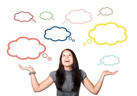 jak zapanować nad myślami