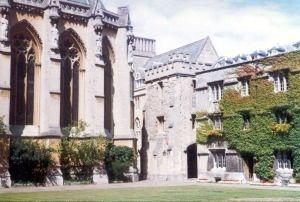 College w Oxfordzie