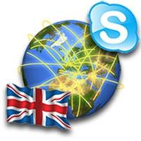 nauka angielskiego przez Skype