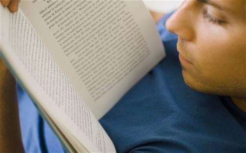 czytanie ksiazki